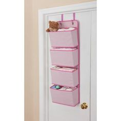 Free 2-day shipping on qualified orders over $35. Buy Delta Children 4-Pocket Hanging Wall Organizer, Choose Your Color at Walmart.com
