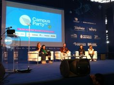 #vivapositivamente #cpbr6 Social Good na Campus Party e no Shorty Awards 2013. Por @avidaquer
