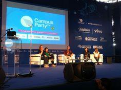 #vivapositivamente #cpbr6 Social Good na Campus Party e no Shorty Awards 2013. Por @A Vida Como A Vida Quer Blog da @samegui