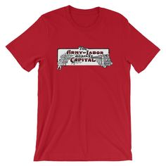 Just released: The Army of Labor... Check it out here! http://shop.cabinetforthecurious.com/products/the-army-of-labor-against-capital-unisex-short-sleeve-t-shirt?utm_campaign=social_autopilot&utm_source=pin&utm_medium=pin