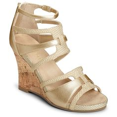 Capital Dress Wedge Sandal | Women's Sandals | Aerosoles