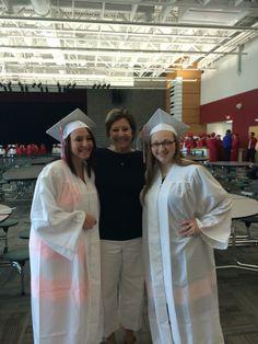 Sierra, Mrs. Mette, and DeAnna