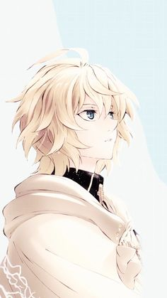 Mikaela (Mika) Hyakuya ♡ | Owari no Seraph - Seraph of the End #Anime #Manga