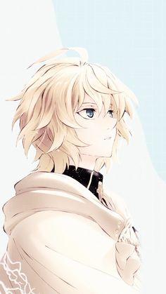 Mikaela (Mika) Hyakuya ♡ | Owari no Seraph - Seraph of the End #Anime #Manga
