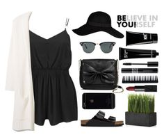 """""""Be You!"""" by noviadyp ❤ liked on Polyvore"""