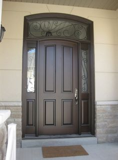 Inspirational Arch top Entry Doors