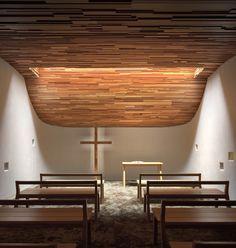 Biola University Prayer Chapel on Interior Design Served