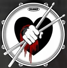 Drummer Tattoo, Tattoo Musica, Drums Wallpaper, Drums Girl, Gretsch Drums, Le Talent, Drum Lessons, Music Love, Music Heart