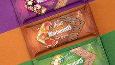 Warburtons Sandwich Thins on Packaging of the World - Creative Package Design Gallery