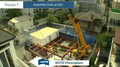 포스코A&C 모듈러건축사업(MUTO) 홍보영상 (영문 Ver.)