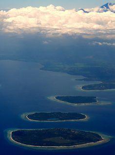 De Gili-eilanden