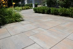 Add a Cambridge Pavingstone entryway and the neighbors will want one too!