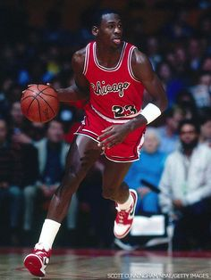Michael Jordan - Chicago Bulls,