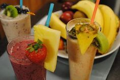 Wicked good smoothies