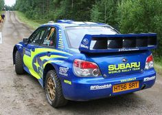 Rallye Wrc, Monte Carlo, Color Azul, Fast Cars, Never Give Up, Subaru, Finland, Classic Cars, Awesome