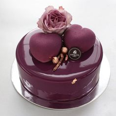 The most beautiful valentine s day dessert cake in 2019 valentine s day is coming that day in addition to love there is a constant theme dessert cake page 8 of 67 – Artofit Fancy Desserts, Fancy Cakes, Mini Cakes, Delicious Desserts, Cupcake Cakes, Healthy Desserts, Beautiful Desserts, Beautiful Cakes, Amazing Cakes