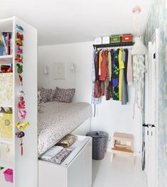 Billy bookcases as room dividers (I am doing this)