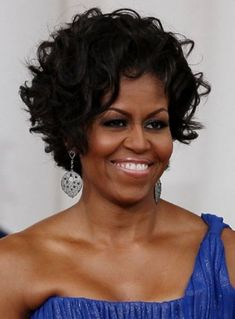 Party Hairstyle For Black Woman 2013: Cool Short Curly Hairstyles For Black Women