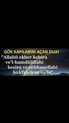 #KuranıKerim #Ayet #Kuran #islam- corek-otu-yagi.com Allah Islam, Cool Words, Pray, Religion, Life, Amigurumi, Prayer, Health, Allah