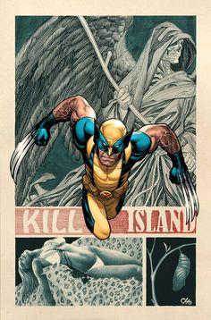 Wolverine - Comic Art Community GALLERY OF COMIC ART