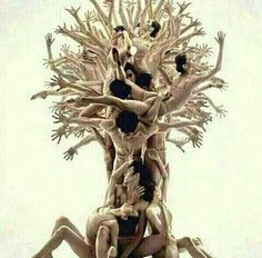 The tree of life photo by Roman Shatsky.Sakartvelo ballet Dance your soul by Catherine LA Rosa Human Tree, Foto Poster, Dance Movement, Dance Poses, Lets Dance, Dance Pictures, Tree Of Life, Belle Photo, Human Body