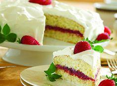 Strawberry Tres Leches Cake Recipe