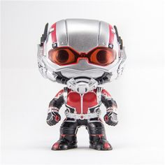 """Marvel Super Heroes Ant Man / Yellow Jack PVC Action Figure Collection Toy Doll 4"""" 10cm #Affiliate"""