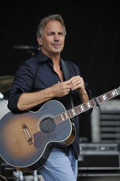 Lets be real, Kevin Costner is the best actor ever. AND he has a pretty great album that goes well with a warm sunny day with windows down.