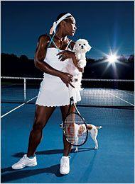 Venus Williams   professional tennis player