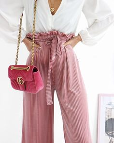 "14.9k Likes, 178 Comments - Alicia Roddy (@lissyroddyy) on Instagram: ""The dreamiest of paper bag waist trousers and they're velvet! I am in looooooove. Linked them on…"""