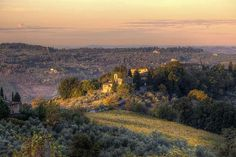 A car ride from #Florence to #Siena: an unforgettable experience for your holiday in #Tuscany
