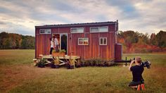 Wishbone Tiny Homes in Asheville, NC