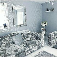 Camden Wave Wallpaper Soft Grey, Silver (H980526)