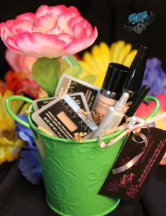 Green Mary Kay Basket...great for Easter!!  Email me to order and get FREE shipping or delivery!!  Kimarata@rocketmail.com