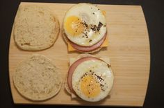 Weight Watchers Egg McMuffins  Points: 7 weight watchers points plus  Servings: 6  Serving Size: 1 sandwich  Nutritional Info: 266.7 calories, 3.1g of fat, 55.7g of carbohydrates, 6.5g of fiber, 9.7g of protein..for your freezer....