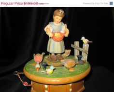 on sale Never on Sunday Anri hand carved wooden by elodiesmelodies, $179.10