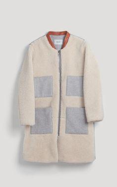 Rachel Comey - Nexus Coat - Jackets/Outerwear - New Arrivals - Women's Store