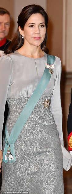 Despite only being the first week of 2017, it has already been a busy one for the Danish royals, including Australia's very own Mary (pictured)