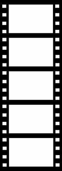 printable film strip border free gif jpg pdf and png downloads rh pinterest com film strip clipart border film strip clip art free