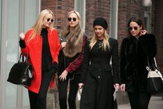 Fashion Week Street Style- NYFW Outfits