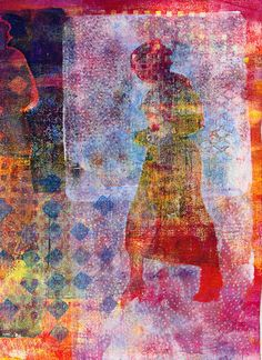 Approachable Art by Judi Hurwitt: More Monoprints!