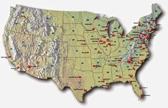 Maps of cold war targets in us target best places to bug out in the us usnuclearmap publicscrutiny Choice Image