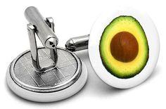 Avocado Cufflinks Avocado, Cufflinks, The Originals, Lawyer, Wedding Cufflinks