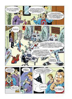 Lusitano: Página 17 Peanuts Comics, 1, Book