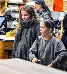 Lisa Marie Presley was spotted grocery shopping at Erewhon with her daughters Finley and Harper amid the Coronavirus pandemic in Los Angeles, CA. Elvis Presley Priscilla, Lisa Marie Presley, Elvis In Concert, Graceland, Dreadlocks, Hair Styles, Daughters, Beauty, Children