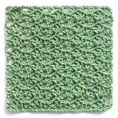 Square #2 Row 1: Ch 32, sc in second ch from hook, * skip next 2 ch, (dc, ch 1, dc, ch 1, dc) in next ch-- shell made , skip next 2 ch, sc ...