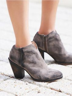 Free People Detroit Ankle Boot, $275.00