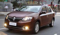 Novo Renault Logan 2014. Fotos de divulgação.