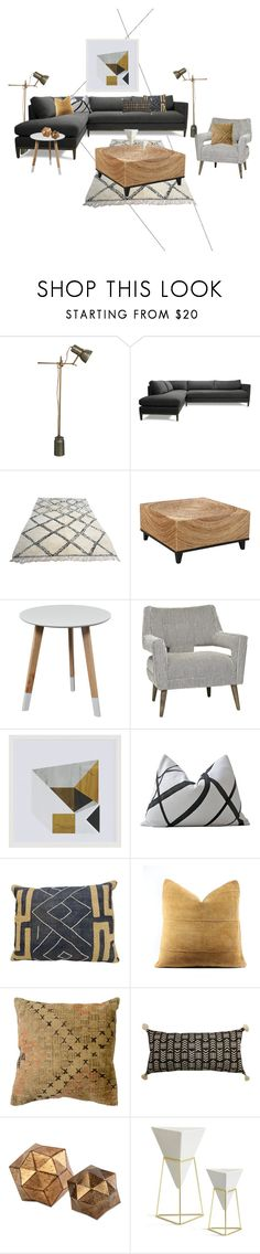 """""""geometry"""" by piplusc ❤ liked on Polyvore featuring interior, interiors, interior design, home, home decor, interior decorating, Jamie Young and Umbra"""