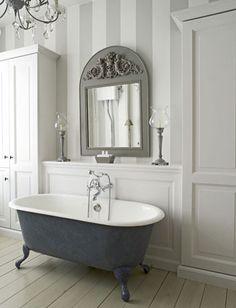 prachtige badkamer in de B Engelen aan de Waterkant in Gent!